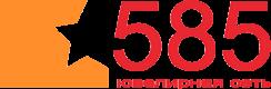 Логотип Ювелирная сеть 585
