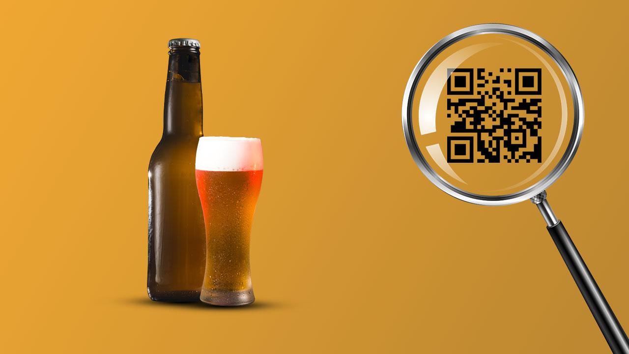 1 апреля стартовал эксперимент по маркировке пива