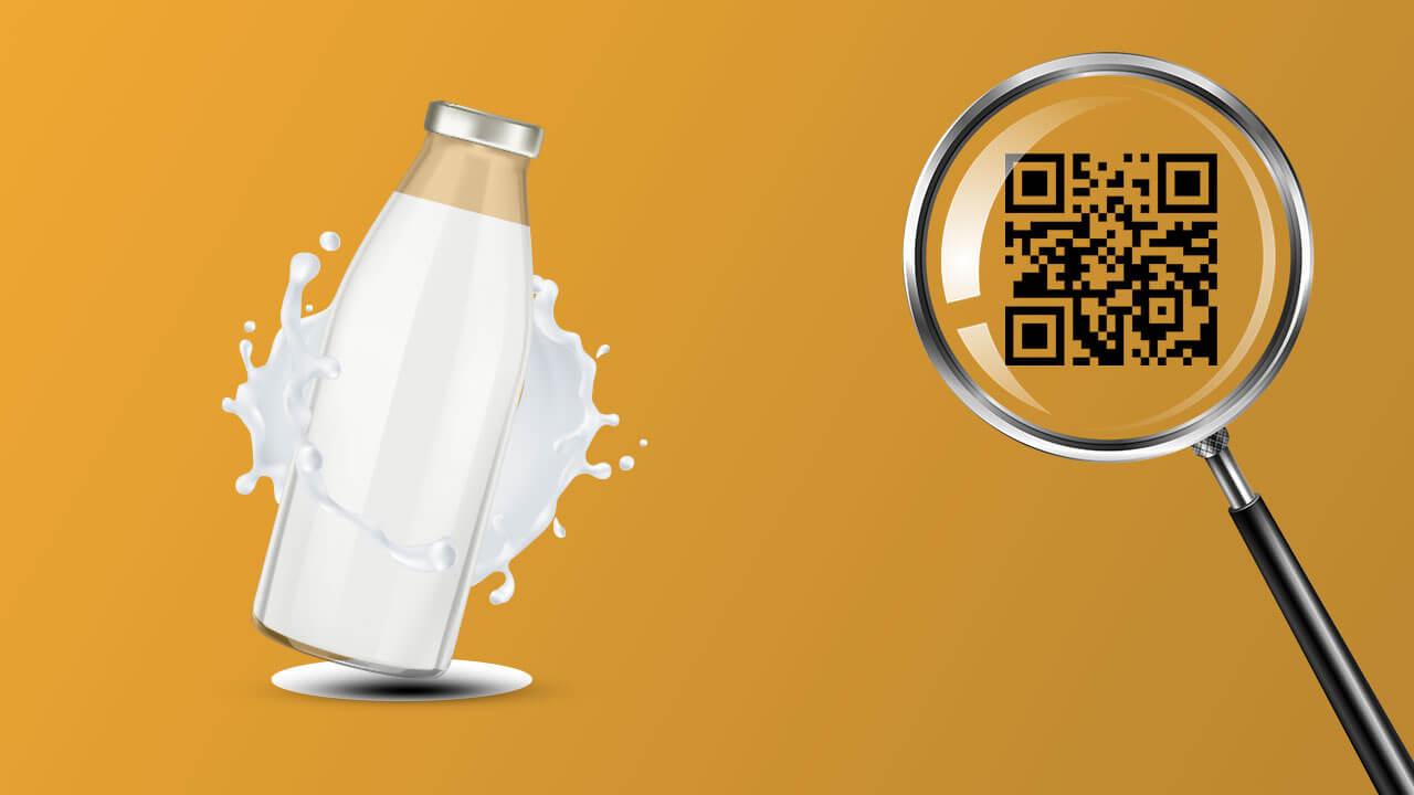 Началась обязательная маркировка «молочки»
